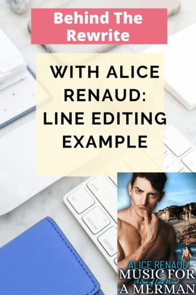 line editing