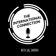 The International Connection Podcast: Inside A Writer's Mind