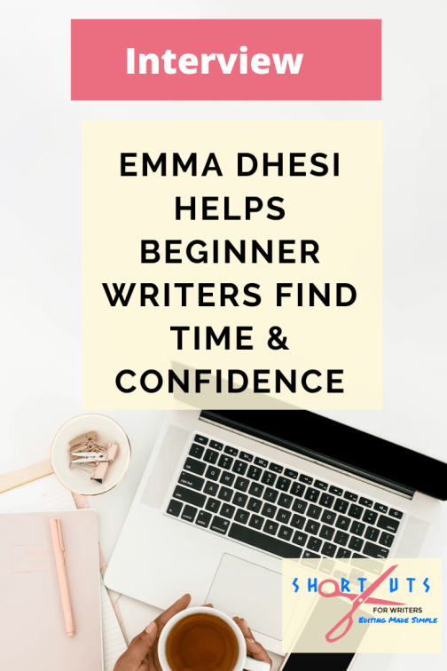 beginner writers