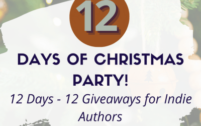 12 Free Gifts For Indie Authors Through Jan. 5 #writingcommunity #writinglife