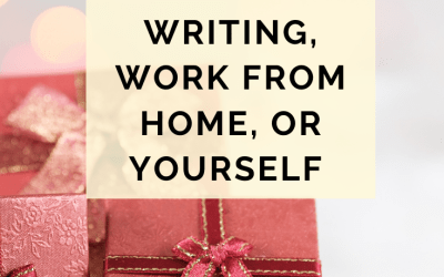 Gifts For Friends Who Love Writing, Work From Home, Or Yourself!