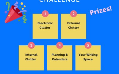Free Time Management For #Writers 5-Day Challenge #Writing