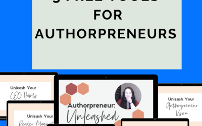 3 Free Tools For Authorpreneurs: Build Your Indie Author Empire