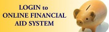 Login to Online Financial Aid System