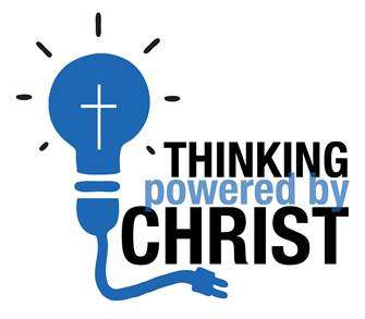 Thinking Powered by Christ logo