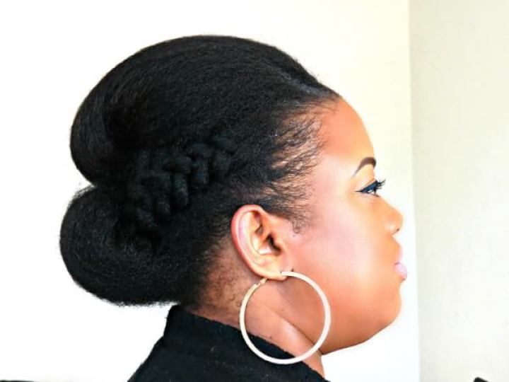 4c Hairstyles Braids: Natural Hair Style Pictures