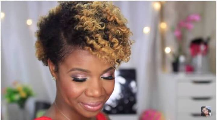 Natural Hair Style Pictures