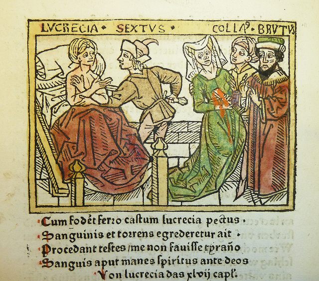 Rape in the Middle Ages | Short history website