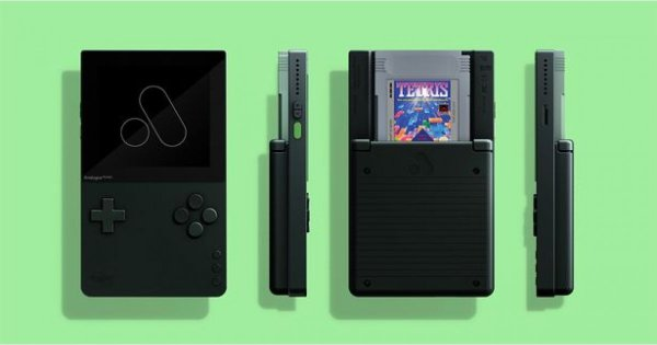New Game Boy? The Analogue Pocket will satisfy your retro gaming needs