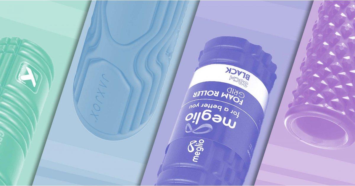 Best foam rollers in 2020: for post workout muscle massage