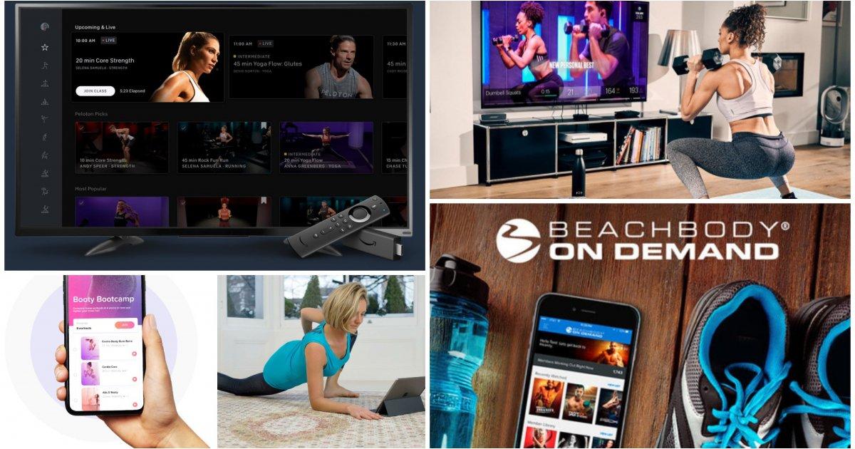 Best online workouts: fantastic home exercising