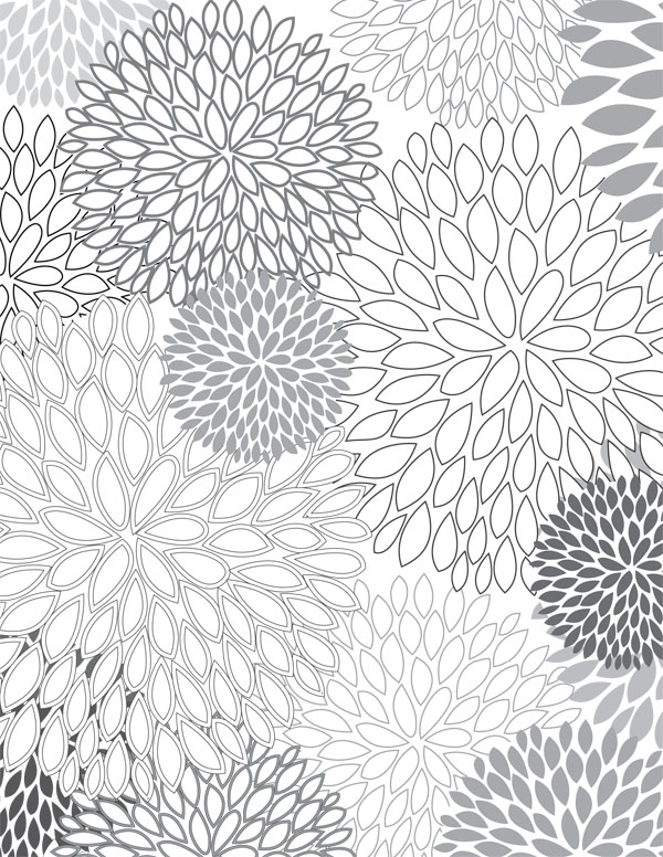 crazy design coloring pages color me crazy