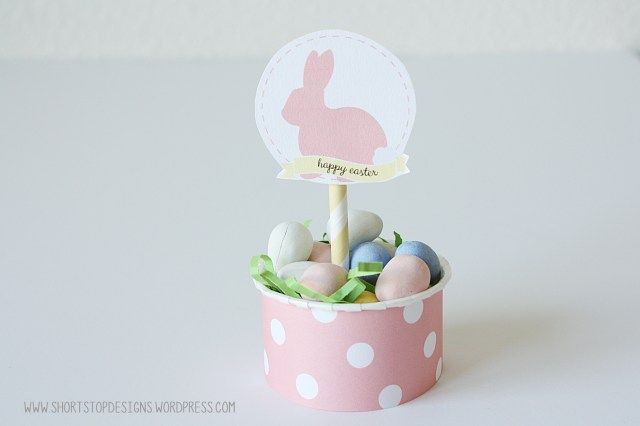 Easter Cupcake Topper 5