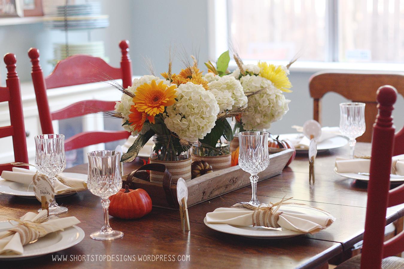 Thanksgiving – Short Stop Designs