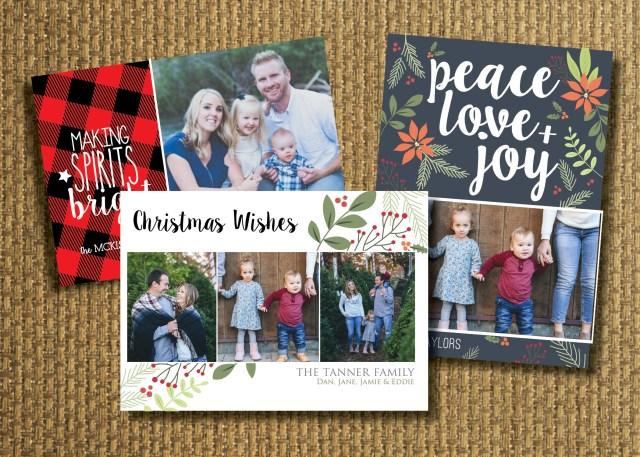 christmas-cards-display