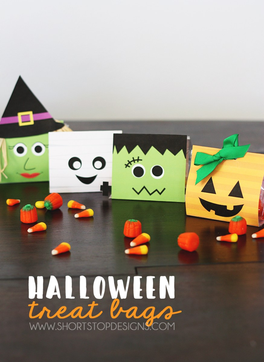 Halloween Treat Bag Printables – Short Stop Designs 56beea9cfced