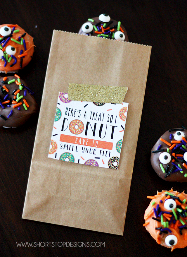 Halloween-Donut-Tag-Printable