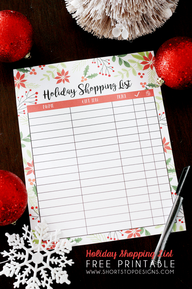 Printable-Holiday-Shopping-List