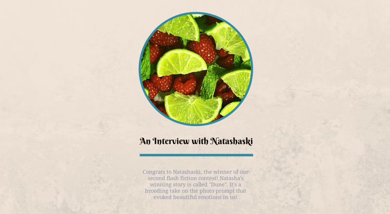 An Interview with Natashaski