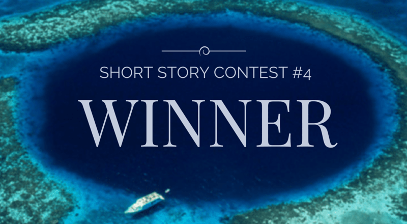 Winner of the Fourth Short Story Contest!
