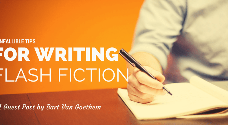 Three Infallible Tips for Writing Flash Fiction