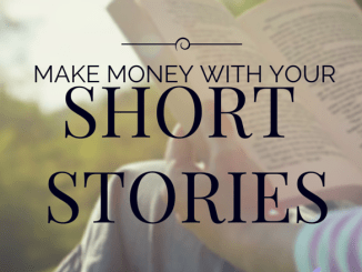 make-money-with-your-short-stories
