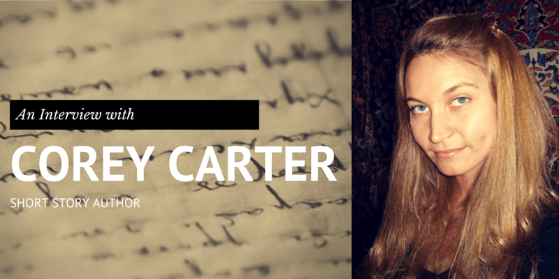 An Interview With Corey Carter
