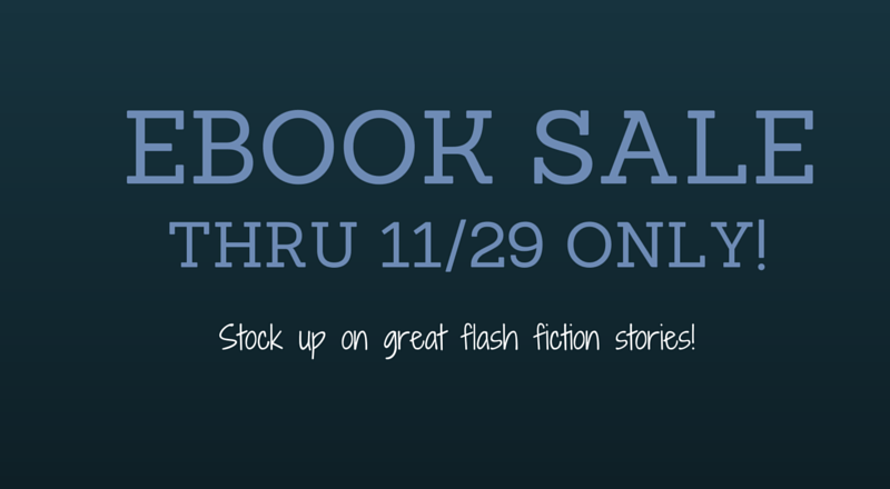 $0.99 eBook Sale — Thru Sunday 11/29 ONLY!