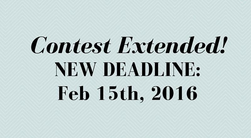 Flash Fiction Contest Extension!