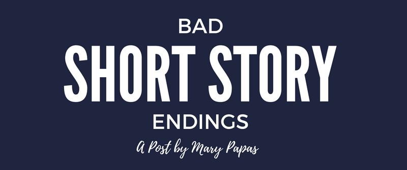 Bad Short Story Endings