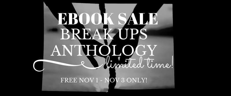 Ebook Sale: Breakups Anthology FREE for 3 Days ONLY!