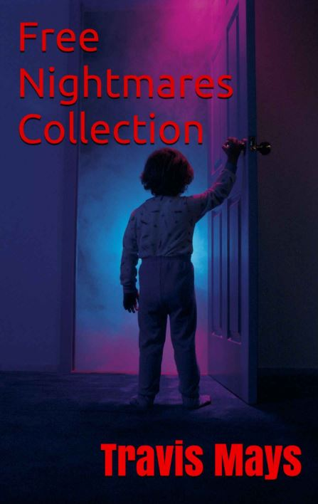 free nightmares collection ebook cover by travis mays