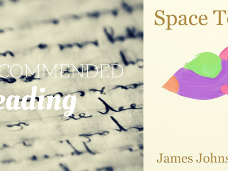 Recommended Reads: Space Toy by James Johnson