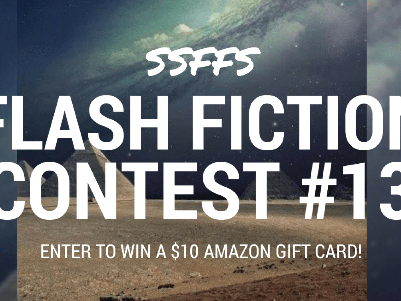 Flash Fiction Contest #13