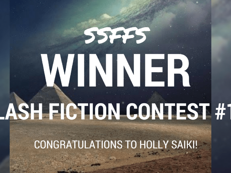 Winner of Flash Fiction Contest #13!