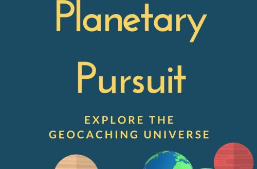 shortyknits geocaching planetary pursuit