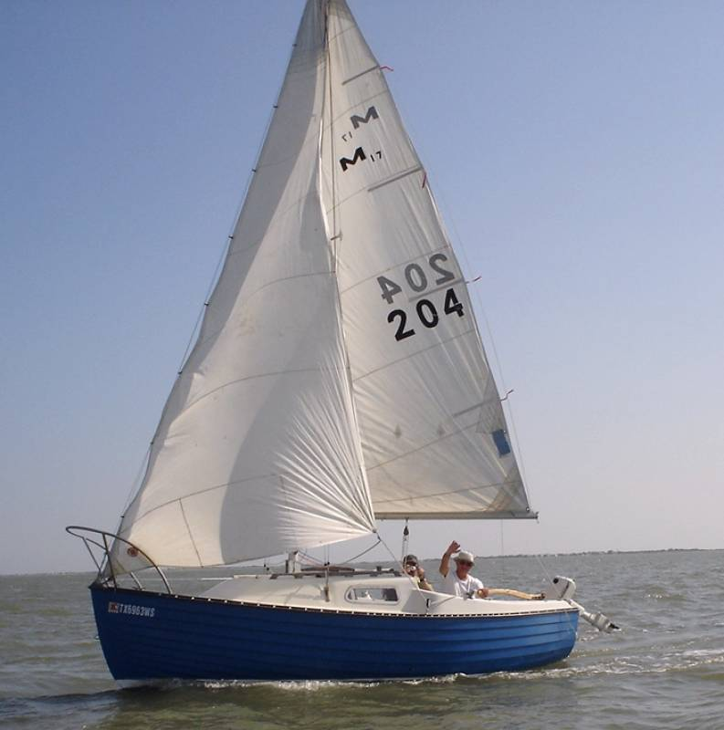 Montgomery 17 By Nor Sea Yachts ShortyPen Sailboat Guide