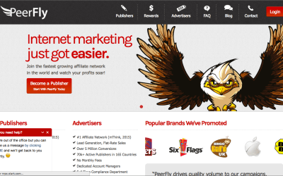 Peerfly Conversion Tracking with Postback URL