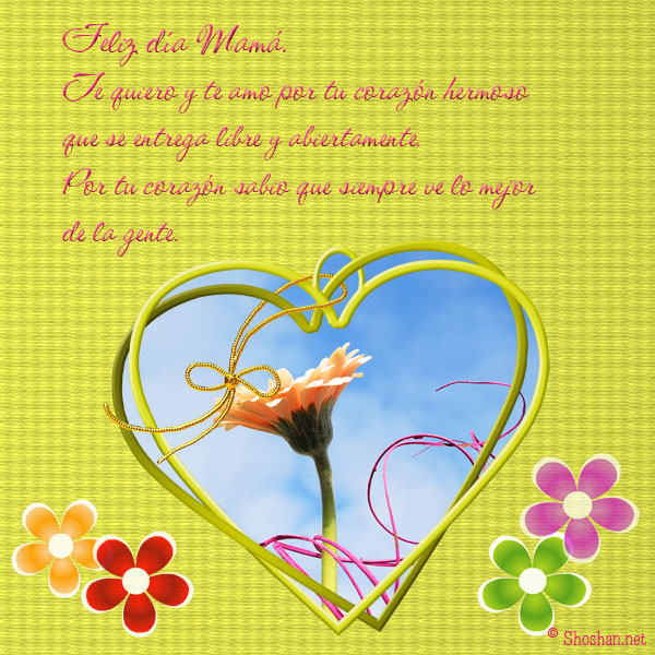 De Shoshan Amor Postales