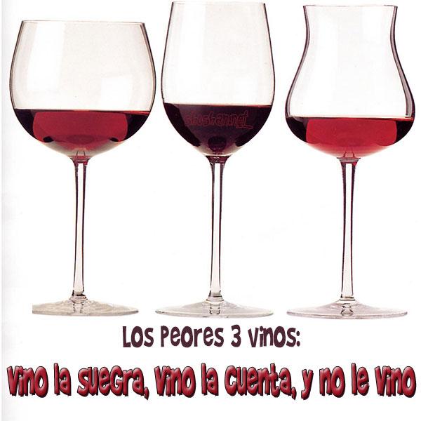 Resultado de imagen de humor en el vino