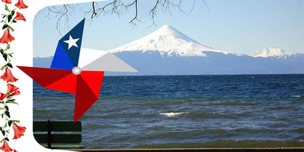 Tarjeta Animada Fiestas Patrias De Chile Feliz Dieciocho