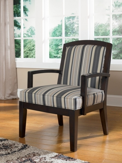 Chair Grey Accent White