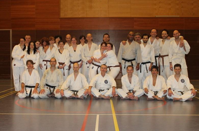 Special Training Nederland 2016