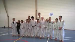 Karate kids!