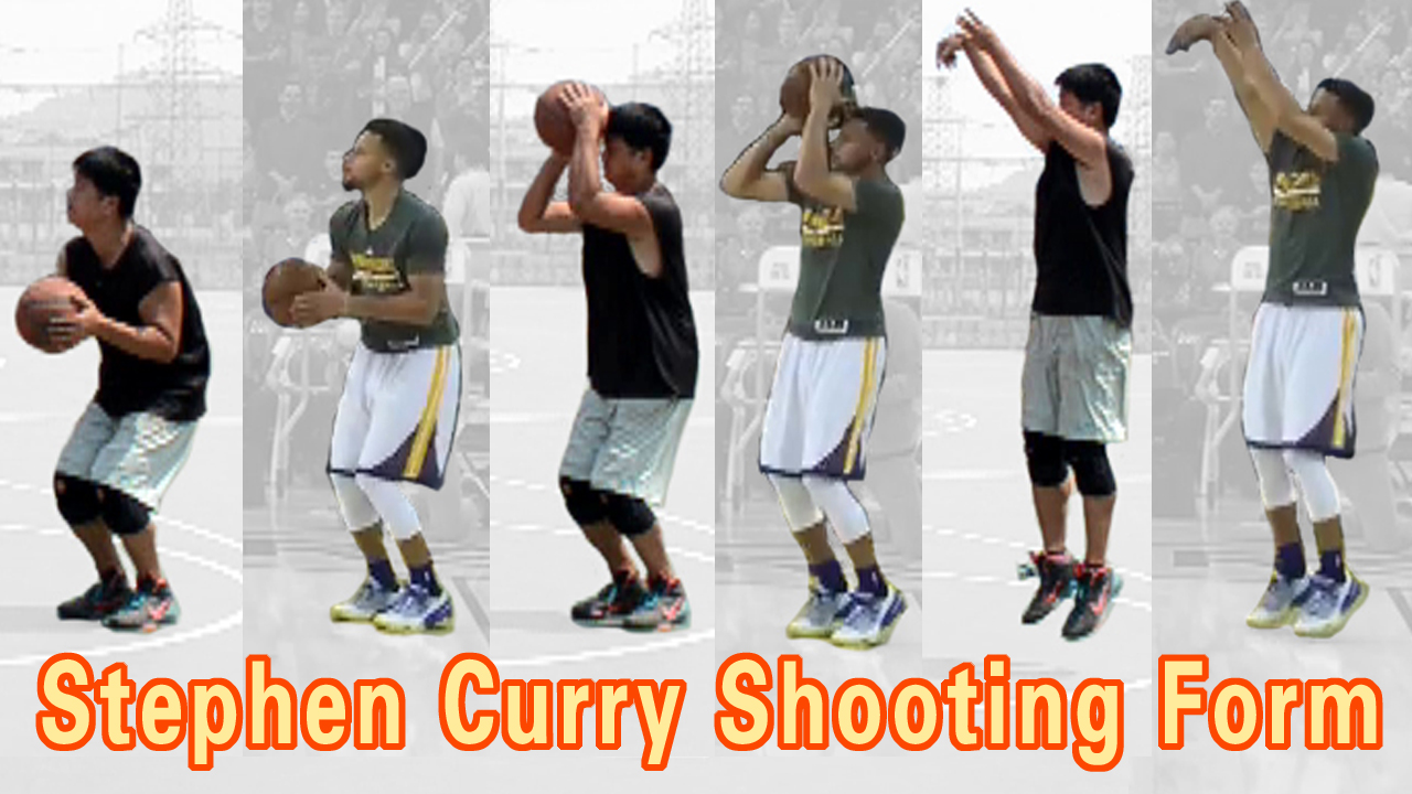 Stephen Curry Shooting Form Training Season 2 Test 5 Video ...