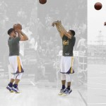 Stephen Curry Shooting Form Training Season 2 Test 2