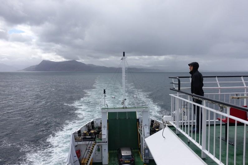 Mallaig-Armadale ferry