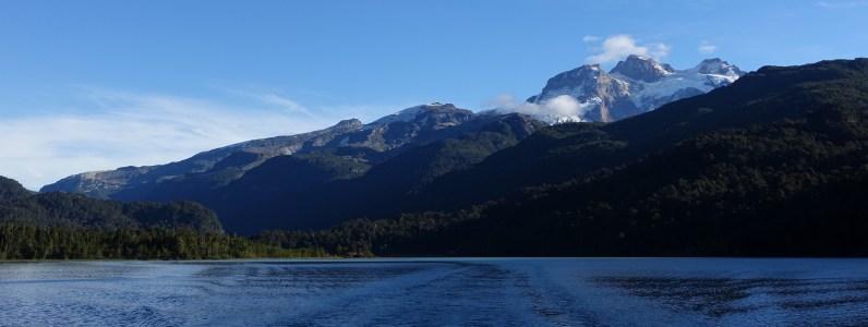 Tronador from Lago Frías