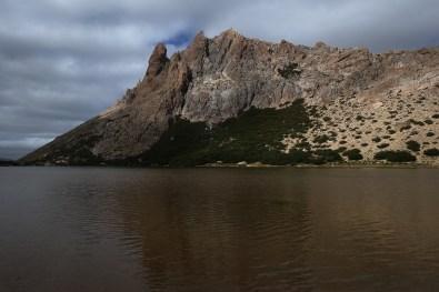 Laguna Toncek and Pico Bara