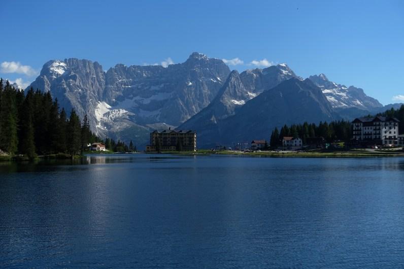 Lago di Misurina and Sorapiss